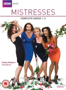 Mistresses: Series 1-3, DVD  DVD
