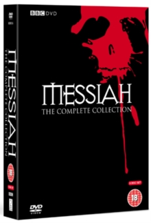 Messiah: Series 1-5, DVD  DVD