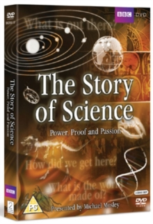 The Story of Science, DVD DVD