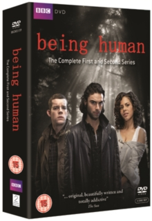 Being Human: Series 1 and 2, DVD  DVD