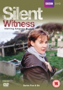 Silent Witness: Series 5 and 6, DVD  DVD