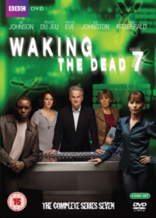 Waking the Dead: Series 7, DVD  DVD