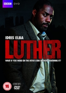 Luther: Series 1, DVD  DVD