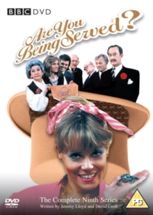 Are You Being Served?: Series 9, DVD  DVD