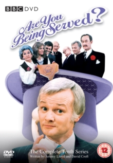 Are You Being Served?: Series 10, DVD  DVD