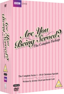 Are You Being Served?: The Complete Package, DVD  DVD
