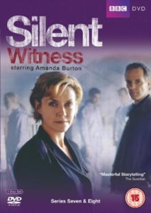 Silent Witness: Series 7 and 8, DVD  DVD