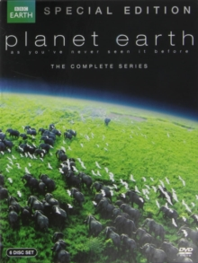 David Attenborough: Planet Earth - The Complete Series, DVD  DVD