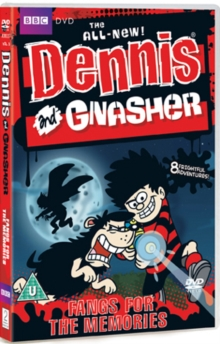 Dennis and Gnasher: Fangs for the Memories, DVD  DVD