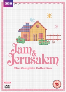Jam and Jerusalem: The Complete Collection, DVD  DVD