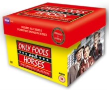 Only Fools and Horses: The Complete Collection, DVD  DVD