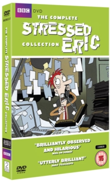 Stressed Eric: The Complete Collection, DVD  DVD