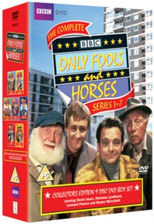 Only Fools and Horses: Complete Series 1-7, DVD  DVD