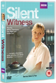 Silent Witness: Series 9 and 10, DVD  DVD