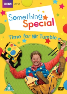 Something Special: Time for Mr.Tumble, DVD  DVD