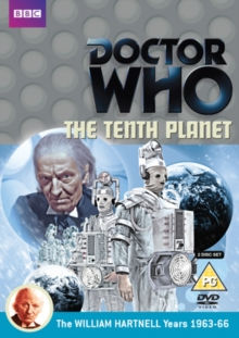 Doctor Who: The Tenth Planet, DVD  DVD