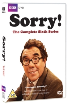 Sorry!: Series 6, DVD  DVD