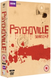 Psychoville: Series 1 and 2, DVD  DVD