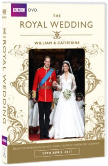The Royal Wedding - William and Catherine, DVD DVD