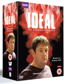 Ideal: Series 1-7, DVD  DVD