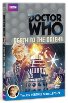 Doctor Who: Death to the Daleks, DVD  DVD