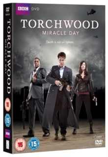 Torchwood: Miracle Day, DVD  DVD