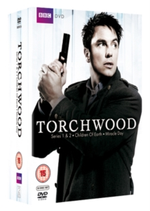 Torchwood: Series 1-4, DVD  DVD