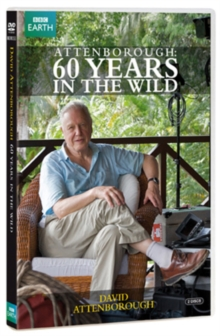 Attenborough: Sixty Years in the Wild, DVD  DVD