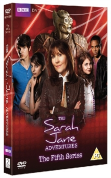 The Sarah Jane Adventures: The Complete Fifth Series, DVD DVD