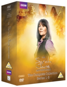 The Sarah Jane Adventures: The Complete Series 1-5, DVD DVD