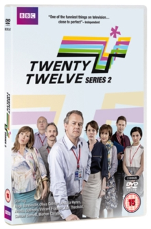 Twenty Twelve: Series 2, DVD  DVD