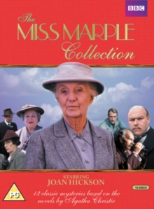 Agatha Christie's Miss Marple: The Collection, DVD  DVD
