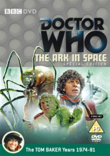 Doctor Who: The Ark in Space, DVD  DVD