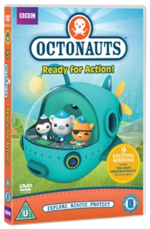 Octonauts: Ready for Action, DVD  DVD