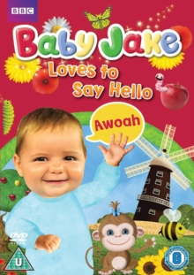 Baby Jake: Baby Jake Loves to Say Hello, DVD  DVD