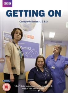 Getting On: Series 1-3, DVD  DVD
