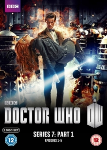 Doctor Who - The New Series: 7 - Part 1, DVD  DVD