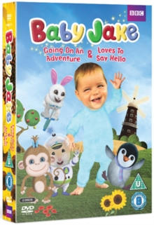 Baby Jake: Going On an Adventure/Loves to Say Hello, DVD  DVD