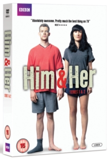 Him and Her: Series 1 and 2, DVD  DVD