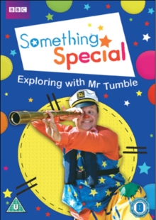 Something Special: Exploring With Mr.Tumble, DVD  DVD