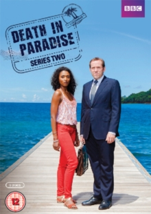 Death in Paradise: Series Two, DVD DVD