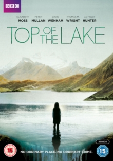 Top of the Lake, DVD  DVD