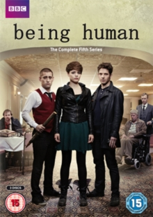 Being Human: Complete Series 5, DVD  DVD