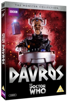 Doctor Who: The Monster Collection - Davros, DVD  DVD