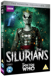 Doctor Who: The Monster Collection - Silurians, DVD  DVD