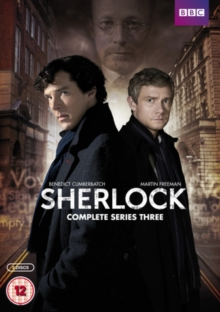 Sherlock: Complete Series Three, DVD  DVD