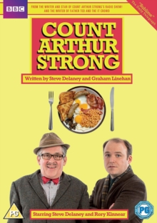 Count Arthur Strong: The Complete First Series, DVD DVD
