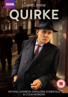 Quirke: Series 1, DVD  DVD