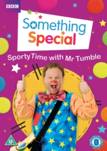 Something Special: Sporty Time With Mr.Tumble, DVD  DVD