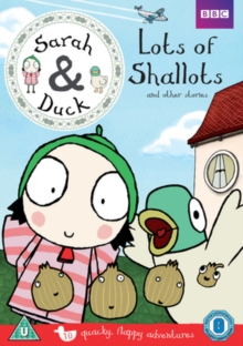 Sarah & Duck: Lots of Shallots and Other Stories, DVD DVD